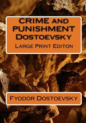 9781449544720: Crime and Punishment Dostoevsky