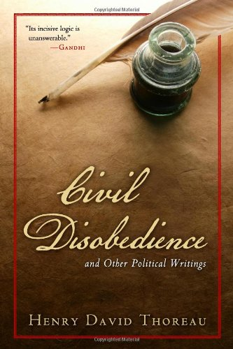 9781449546595: Civil Disobedience: And Other Political Writings