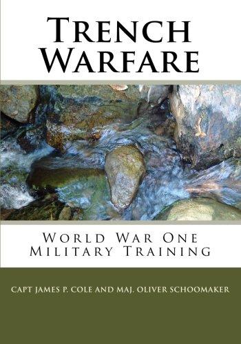 9781449553142: Trench Warfare: World War 1: Military Training