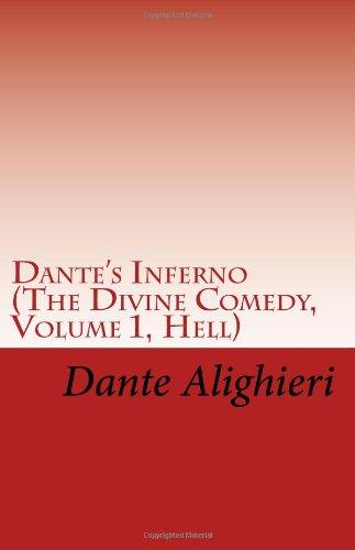 Dante's Inferno (The Divine Comedy, Volume 1,: Dante Alighieri