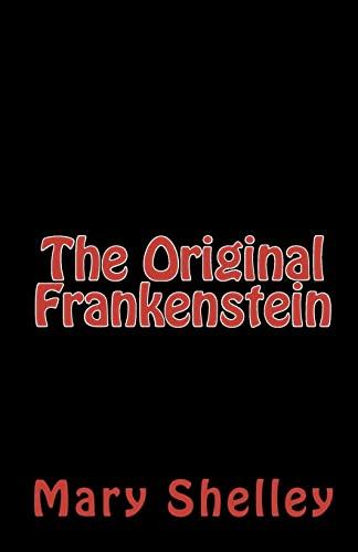 9781449559236: The Original Frankenstein