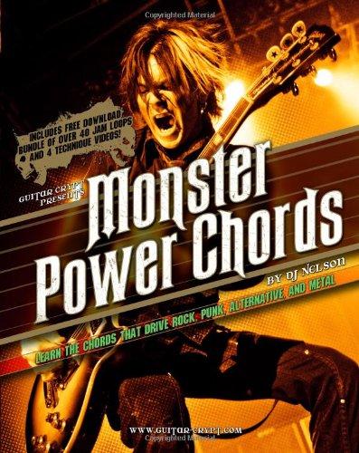 9781449560317: Monster Power Chords