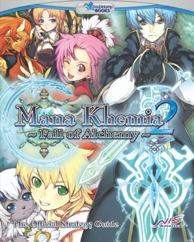 9781449560720: Mana Khemia 2: The Official Strategy Guide