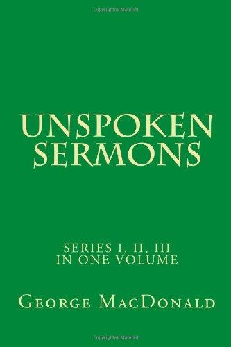 9781449562588: Unspoken Sermons: Series I, II, III