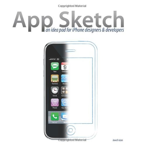 9781449565855: App Sketch: an idea pad for iPhone designers & developers