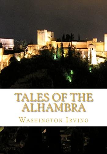 Tales of the Alhambra: Washington Irving