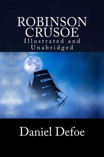 9781449579203: Robinson Crusoe Illustrated and Unabridged