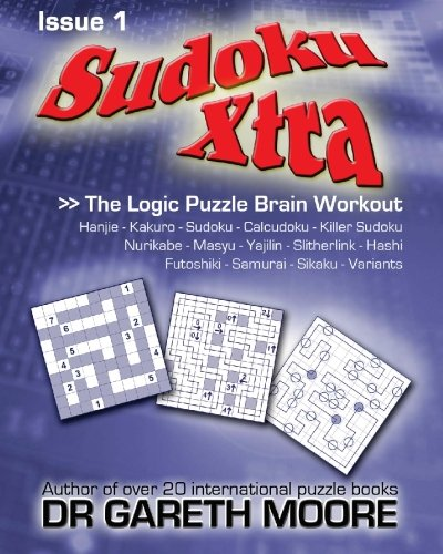 9781449585136: Sudoku Xtra Issue 1: The Logic Puzzle Brain Workout