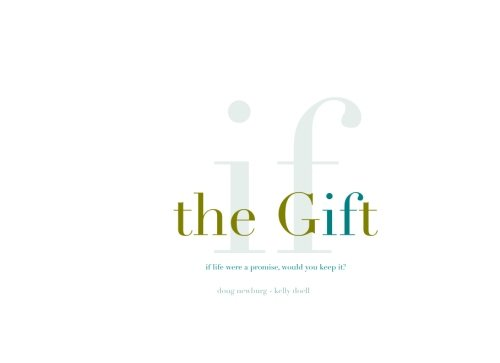 9781449587567: The Gift