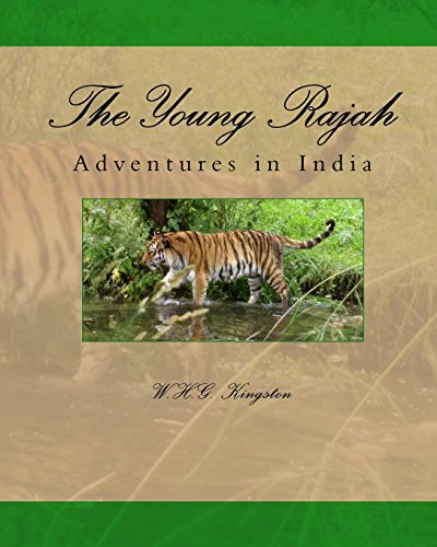 9781449592431: The Young Rajah: Adventures in India