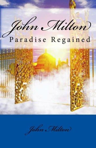 9781449595487: John Milton: Paradise Regained