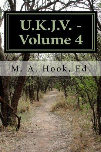 9781449596743: U.K.J.V. - Volume 4: The Writings of Hidden Things