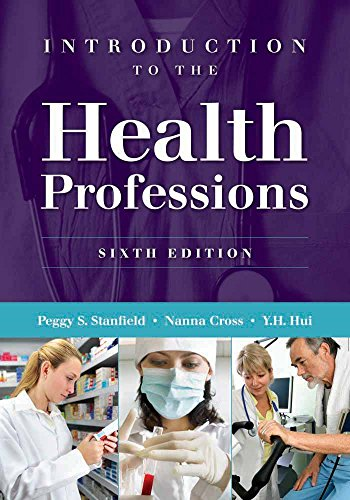 9781449600556: Introduction to the Health Professions