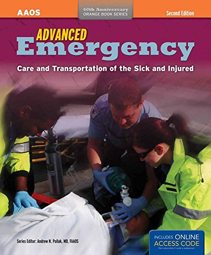 9781449600815: Advanced Emergency Care and Transportation of the Sick and Injured (Orange Book)