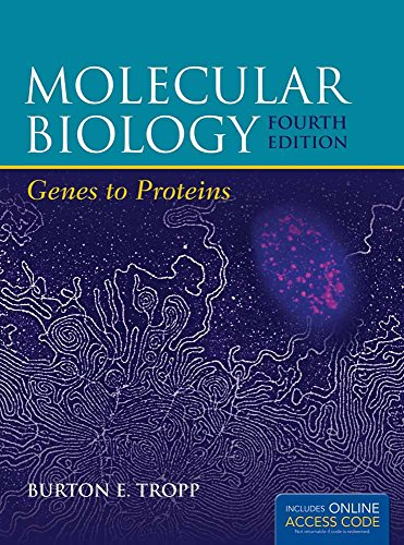 9781449600914: Molecular Biology: Genes to Proteins