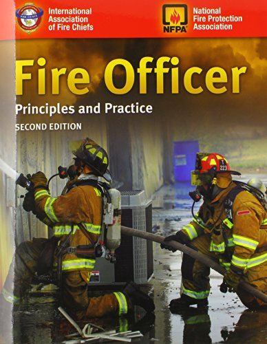 Fire Officer: Principles And Practice: IAFC
