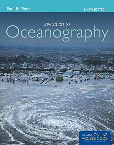9781449601911: Invitation to Oceanography