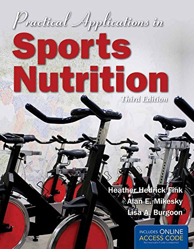 9781449602086: Practical Applications in Sports Nutrition