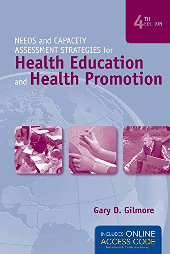 9781449602109: Needs and Capacity Assessment Strategies for Health Education and Health Promotion - BOOK ALONE