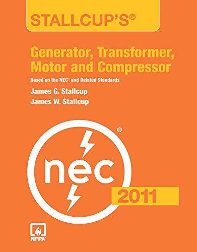 9781449605735: Stallcup's® Generator, Transformer, Motor and Compressor, 2011 Edition