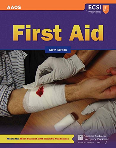 First Aid, Sixth Edition: American Academy of