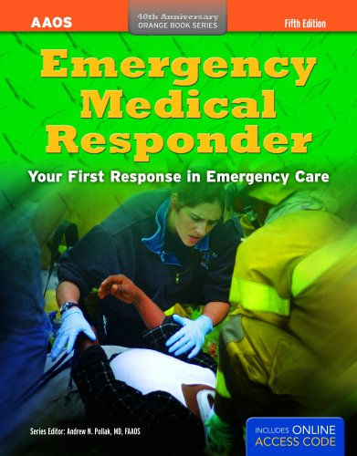 9781449612672: Emergency Medical Responder, Fifth Edition (Orange Book Series)