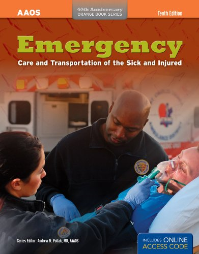 9781449615895: Emergency Care And Transportation Of The Sick And Injured (AAOS Orange Books)