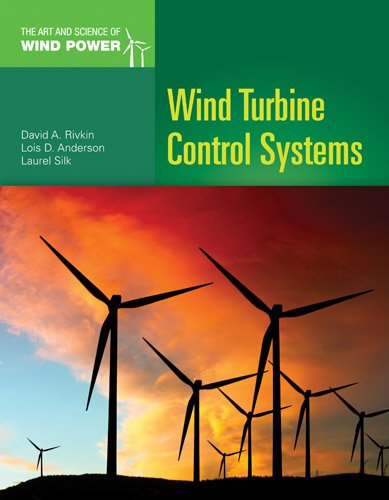 9781449624538: Wind Turbine Control Systems