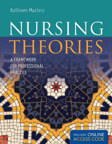 9781449626013: Nursing Theories: A Framework for Professional Practice (Masters, Nursing Theories)