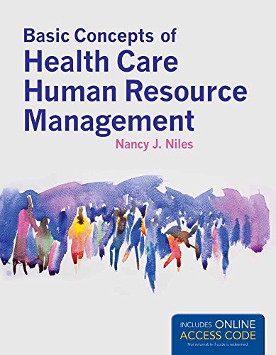 9781449627829: Basic Concepts of Health Care Human Resource Management