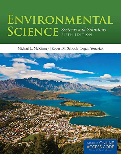 9781449628338: Environmental Science - Book Alone