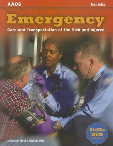 9781449629724: Emergency Care And Transportation Of The Sick And Injured (AAOS)
