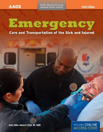 9781449630546: Emergency Care And Transportation Of The Sick And Injured (AAOS Orange Books)