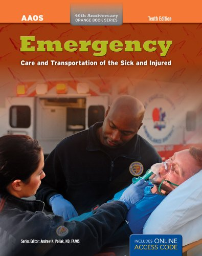 9781449630560: Emergency Care And Transportation Of The Sick And Injured (Orange Book Series)