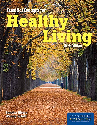 9781449630621: Essential Concepts For Healthy Living - BOOK ONLY