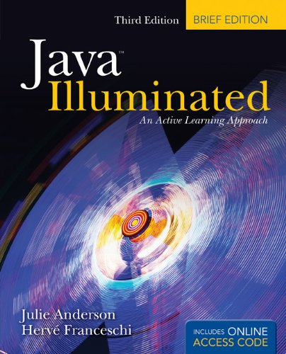 9781449632021: Java Illuminated: Brief Edition: An Active Learning Approach