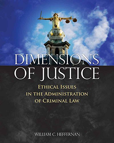 ethical issues in criminal justice By communicating clear ground rules for handling ethical issues,  how do leadership styles address ethical dilemmas small business - chroncom.