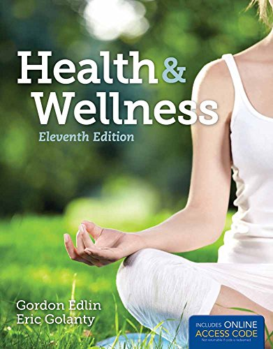 Health & Wellness: Edlin, Gordon, Golanty,