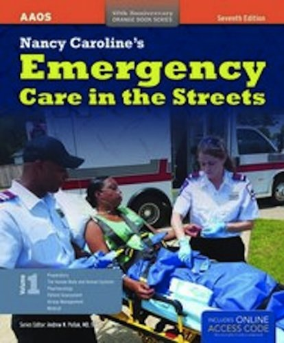 9781449637804: Nancy Caroline's Emergency Care in the Streets