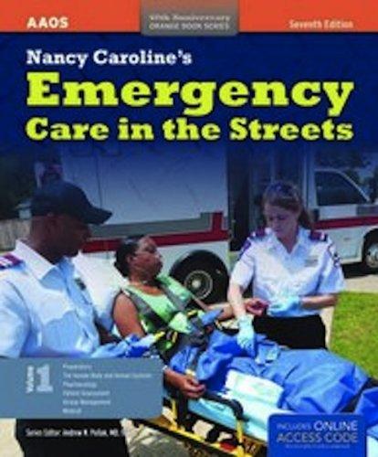 9781449637804: Nancy Caroline's Emergency Care In The Streets