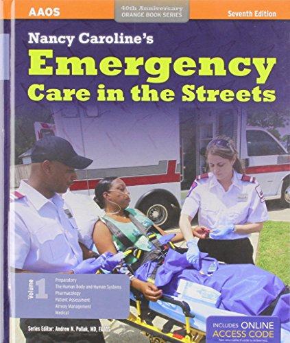 9781449638214: Nancy Caroline's Emergency Care In The Streets Preferred Package