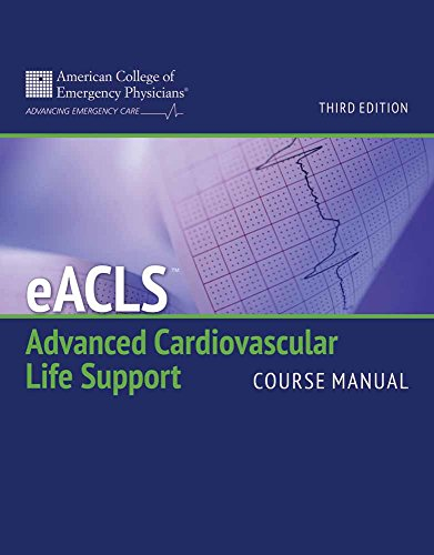 9781449641856: eACLS Course Manual