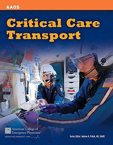 9781449642587: Critical Care Transport