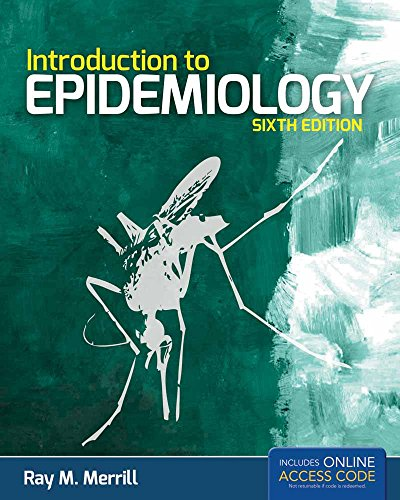 Introduction To Epidemiology: Merrill, Ray M.
