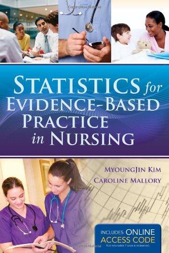 9781449645670: Statistics for Evidence-Based Practice in Nursing