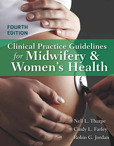 Clinical Practice Guidelines for Midwifery & Women's: Tharpe, Nell L.;
