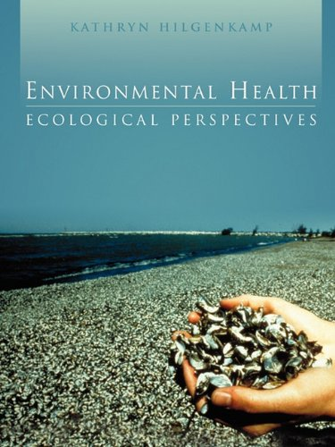 Environmental Health 9781449645946 Environmental Health: Ecological Perspectives is intended as an environmental health text for both undergraduate and graduate levels. This text provides balanced coverage of how humans are affected by the quality of air, water, and food as well as how humans affect these survival necessities. The evolution and prosperity of the human species has resulted in concerns about pollution, overpopulation, and several other issues that are having a harmful effect on humans and our environment. This knowledge, along with an understanding of the legislation and history of environmental issues, will help students to make positive changes in their behavior and in the world around them.