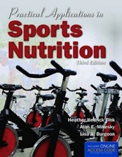 9781449646431: Practical Applications In Sports Nutrition