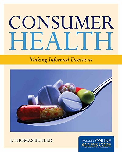 9781449646455: Consumer Health: Making Informed Decisions
