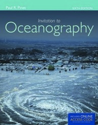 9781449648022: Invitation To Oceanography
